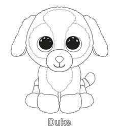 Beanie Boo Coloring Pages Google Search Holidays Birthday Ideas