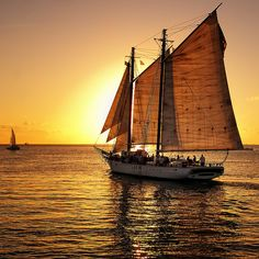 Sailboats by Edgar Barany, via Flickr