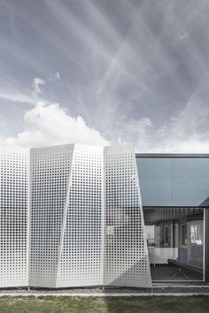 Ampliación Oficina Byggom AB / Johan Sundberg arkitektur + Blasberg Andréasson Arkitekter