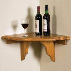 Heritage Corner Shelf - $95.00 - Aminis