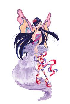 Musa Harmonix 5 Season Winx By Fantazyme On DeviantArt