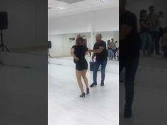 19.06.2018-Orlando Satnoianu si Cristina Dinca la Bachata de marti seara