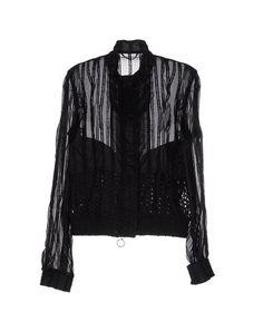 ROBERTO CAVALLI Jacket. #robertocavalli #cloth #dress #top #skirt #pant #coat #jacket #jecket #beachwear #