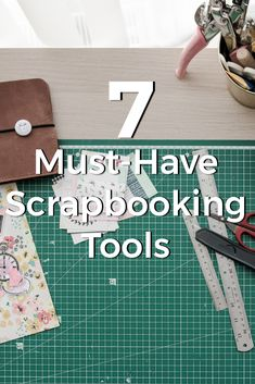 Scrapbooking must-haves! Picture Keeper blog