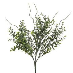 Artificial Flower Eucalyptus Bush - Irish Plants Direct