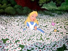 Not only because the drawings are amazing, but the film also mixes of Alice in Wonderland and Alice Looking Through the Mirror Glass.…