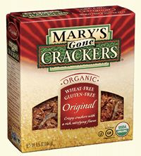 Healthy Chip Alternatives - Mary's Gone Crackers