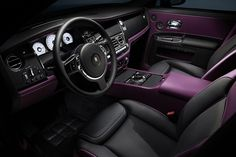 With a 6.6 litre V12 engine we test drive the new luxury Rolls Royce Wraith Black Badge 2017 release.