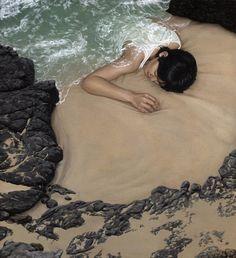 Surreal Paintings by Moki | Cuded
