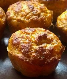 Fish Recipes, Appetizer Recipes, Bread Recipes, Quiches, Tapas, Quiche Muffins, Salty Foods, Savoury Baking, Sin Gluten