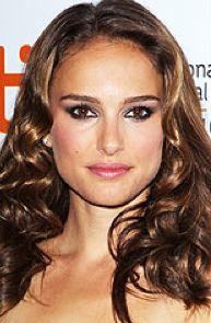 Natalie Portman hair and makeup
