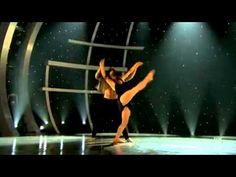 """kathryn mccormick & jakob karr from season 5 of SYTYCD. """"at this moment"""" by desmond richardson."""