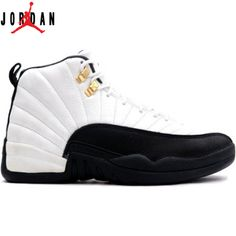 new concept 6cf46 8e55a Authentic Air Jordan 12 Retro 130690-125 White Black-Taxi 2013 Women s Shoe