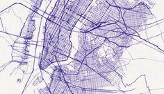 Sketchy Bic map by Vizzuality
