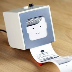 'Little Printer' Now Available for Pre-Order