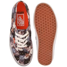 VANS Authentic (Aspca) shoes (€33) ❤ liked on Polyvore featuring shoes