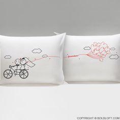 Forever & Ever™ Bride & Groom Pillowcases