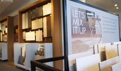 Topps Tiles boutique by True Story, Walton-on-Thames – UK » Retail Design Blog