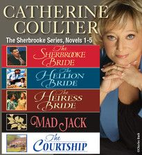 Catherine Coulter. I've read all her regency romance novels. I've read the historical ones too but I liked these more.