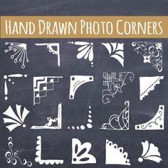 [ photo corners ]