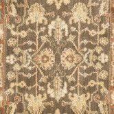 Found it at Wayfair - Heirloom Brown/Beige Floral Area Rug. ****