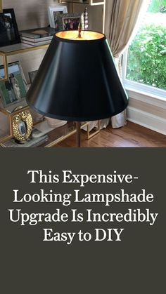 Painting Lampshades, Interior Design Tips, Interior Decorating, Dyi, Reuse, Upcycle, Velvet Bedspread, Metallic Gold Paint, Home Fix