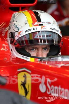 Sebastian Vettel, Scuderia Ferrari, 2015