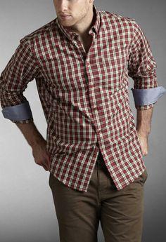 Ben Sherman Plectrum - Tattersall shirt