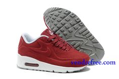 the best attitude c4bbc ca884 Air Max 90 shoes-Cheap Kid s Nike Air Max 90 Dark Red White For Sale from  official Nike Shop.