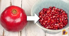 Pomegranates are a healthy and delicious fruit, but they can be tricky to open and messy too... until you try this fast and easy method :)