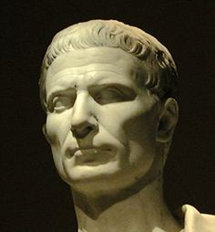 I chose this picture of Julius Ceasar because he was the first dictator in early Rome and was pretty significant to the early romans.