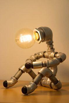 Pipe table lamp 기본 레이아웃 - 즐거운 온라인 쇼핑공간에 오신 것을 환영합니다!