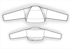 (9) Name: 'Sewing : Shrug Sewing Pattern 5927