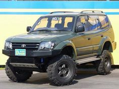 Toyota Land Crouser Prado 4x4, Toyota Lc, Toyota Land Cruiser Prado, Electronic Circuit Projects, Bull Bar, Bug Out Vehicle, Car Brands, Cars And Motorcycles, Offroad