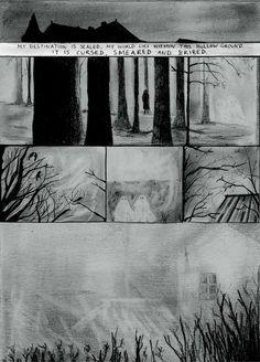 Short story for kushkomikss Drawing • Chris Reijnen www.chrisreijnen.tumblr.com  More info soon.