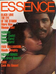 Black Love on ESSENCE Covers Through the Years; More Man/Woman Talk In November ESSENCE editors wanted to encourage the conversation between men and women on all things love and respect. Ebony Magazine Cover, Magazine Front Cover, Magazine Covers, Jet Magazine, Black Magazine, Black Love, Black Is Beautiful, Black Art, Beautiful Things