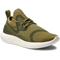 Обувки NIKE - Lunarcharge Essential 923619 300 Camper Green/Sequoia