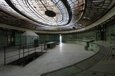 Inside the glamorous ruins of a century-old Hungarian power plant