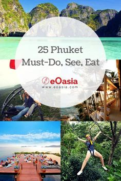 25 things to do in Phuket, Thailand