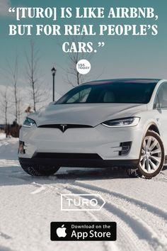 Rent a car that's part of the local economy, not a coprorate fleet. Install the Turo app to find the perfect car.