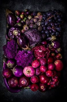 Purple Veggies | saraghedina | Flickr |