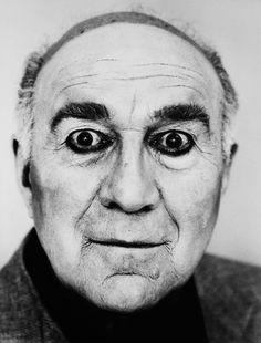 Michel Piccoli (1925) - French actor. Photo by Marcel Hartmann - www.remix-numerisation.fr - Rendez vos souvenirs durables ! - Sauvegarde - Transfert - Copie - Restauration de bande magnétique Audio