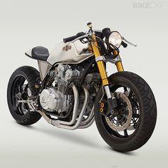 Motorcycles / Honda CB cafe racer