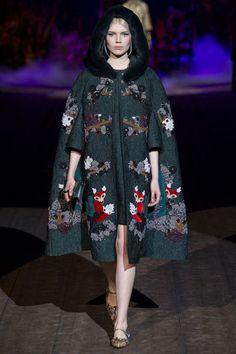 Dolce & Gabbana, H//W 2014/2015