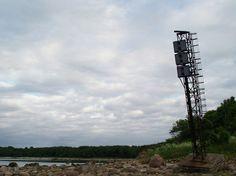Наутофон и лоцманская станция в Суурупи