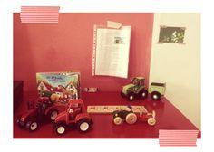 Proyecto del tractor en educación infantil