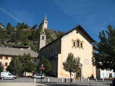 Le Sauze sur Barcelonnette Alpes de Haut Provence avec sortir-loisirs.com