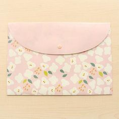 Quality Kawaii Korea Stationery Folder For Documents Lovely Flower A4 Case For Documents Folders A4 Document Bag For Documents