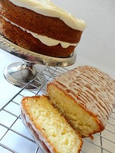 Nigella Lawson's Perfect Every Time Lemon Drizzle Cake