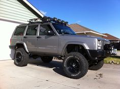 Almost Perfect Jeep Cherokee XJ